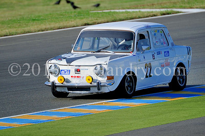 #22 Simca Rally 2 MAXI 1000 2013 LMS_4151