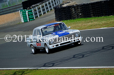 #60 FORD FALCON Saloon Car LMS_2256