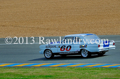 #60 FORD FALCON Saloon Car LMS_2326
