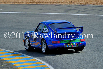 #12 PORSCHE 964 NGT Saloon Car LMS_2345