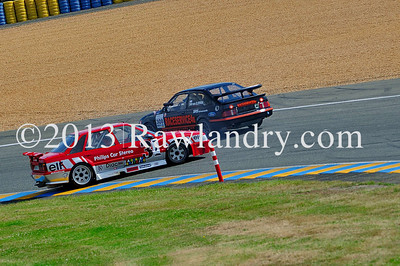#37 RENAULT 21 Saloon Car LMS_2375