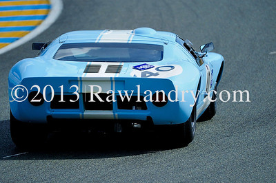 #32 FORD GT 40 Saloon Car LMS_2526