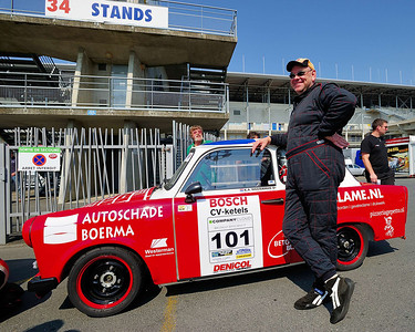 #101 TRABANT 601RS Saloon Car LMS_4802