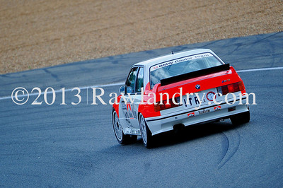 #42 BMW M3 E30 Saloon Car LMS_2607