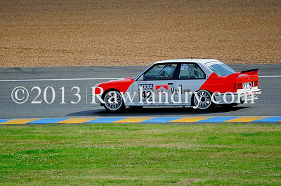 #42 BMW M3 E30 Saloon Car LMS_2881
