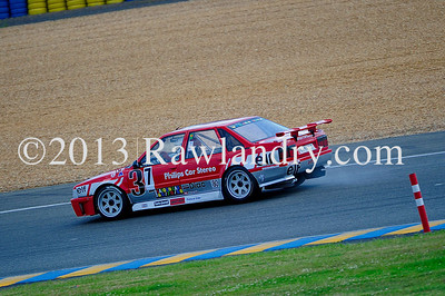 #37 RENAULT 21 Saloon Car LMS_2612