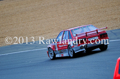 #37 RENAULT 21 Saloon Car LMS_2609