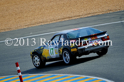#17 PORSCHE 924 Saloon Car LMS_2494