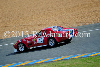 #48CHEVROLET Corvette Saloon Car LMS_2507