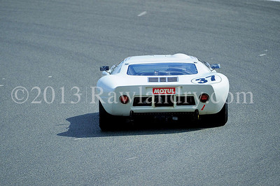 #37 FORD GT 40 TROPHEE LM STORY 2013 LMS_2105