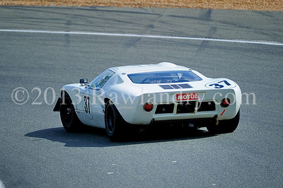 #37 FORD GT 40 TROPHEE LM STORY 2013 LMS_2108