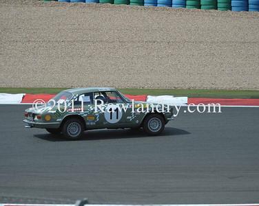 ALFA ROMEO Giulia Coupé GT 1300 - 2388 Magny Cours Classic Days