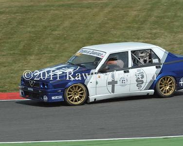 ALFA ROMEO 75 3 L V6 - 1813 Magny Cours Classic Days