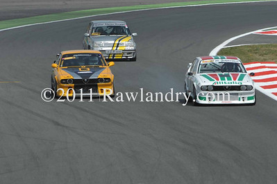 Alfa Romeo - 1854 Magny Cours Classic Days