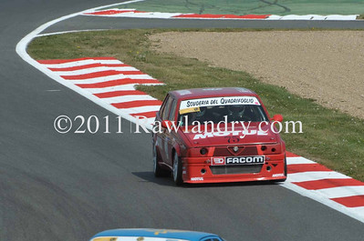 ALFA ROMEO 75 Turbo - 1701 Magny Cours Classic Days