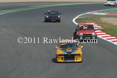 ALFA ROMEO GTV 6 - 1724 Magny Cours Classic Days