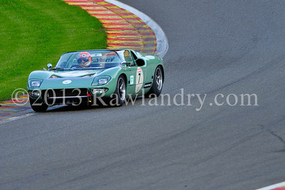 #7 FORD : GT 40 Spider : 1965 SPA_5927