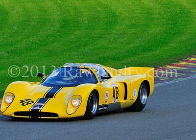 #48 CHEVRON : B 16 BMW : 1969 PROTO 1 SPA_6002C