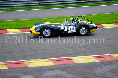 #14 LISTER Jaguar Knobbly 1958 SPA_8175