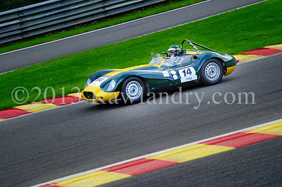 #14 LISTER Jaguar Knobbly 1958 SPA_8504