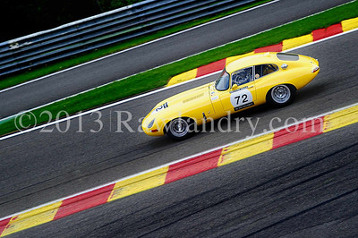 #72 JAGUAR Type E 1965 SPA_8562