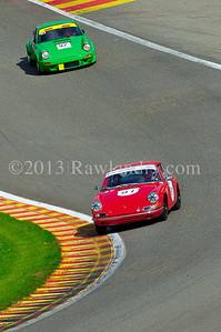 #91 PORSCHE 911 1965 & #97 SPA_6231