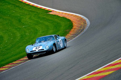 #37 BIZZARRINI 5300 GT 1965 SPA_6900