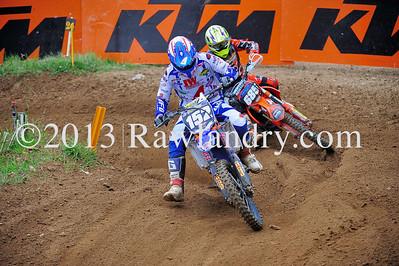 #152 Petar Petrov #685 Steven Lenoir MX2 MXGP SPA_6889L