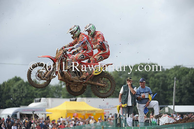2011 Sidecarcross World Championship Brou France ©Rawlandry