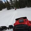stock ski vs curve ski 1