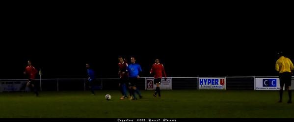 VDR vs St-Alban Aucamville