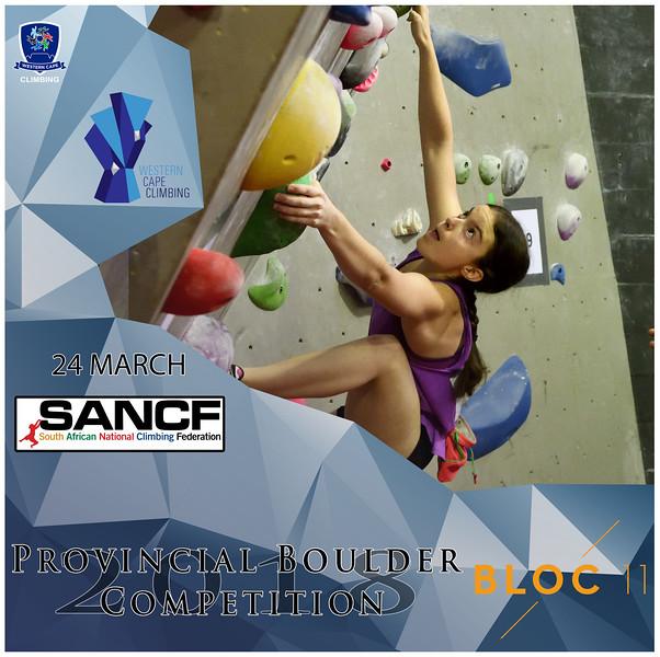 2018 - 9x9 - WCC BOULDER u17