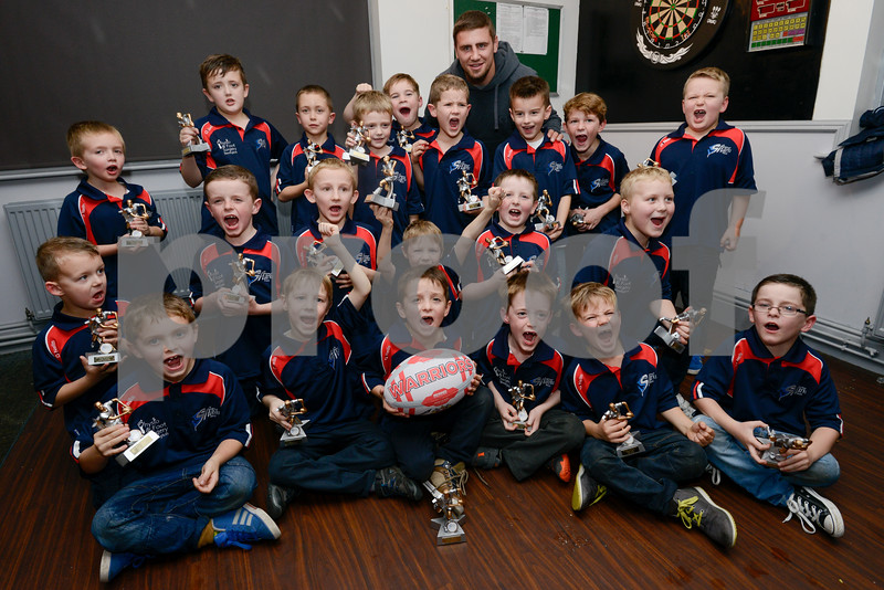 SHEVINGTON SHARKS U9s PRESENTATION 1