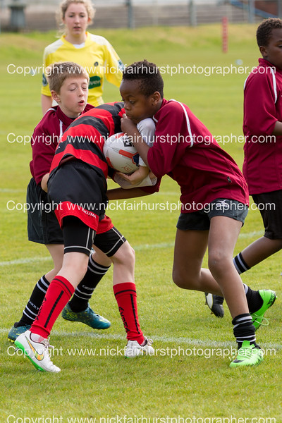 "Wigan and Leigh Champion Schools Primary Finals 2016, Ince CE v Sacred Heart, Edge Hall Road, Orrell, Tuesday 24th May 2016.  Picture by  <a href=""http://www.nickfairhurstphotographer.com"">http://www.nickfairhurstphotographer.com</a>"