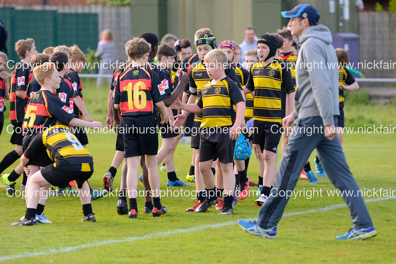 """Year 7 Wigan and Leigh Champion Schools Final 2016, St John Fisher v St Peter's, Edge Hall Road, Orrell, Tuesday 24th May 2016.  Picture by  <a href=""""http://www.nickfairhurstphotographer.com"""">http://www.nickfairhurstphotographer.com</a>"""