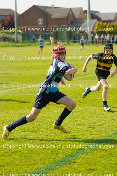 """Year 8 Wigan and Leigh Champion Schools Final 2016, St Mary's v St Peter's, Edge Hall Road, Orrell, Friday 27th May 2016.  Picture by  <a href=""""http://www.nickfairhurstphotographer.com"""">http://www.nickfairhurstphotographer.com</a>"""