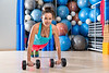 Girl at gym push-up pushup exercise dumbbells