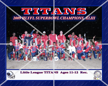 10X8 TITANS  11-12YRS copy
