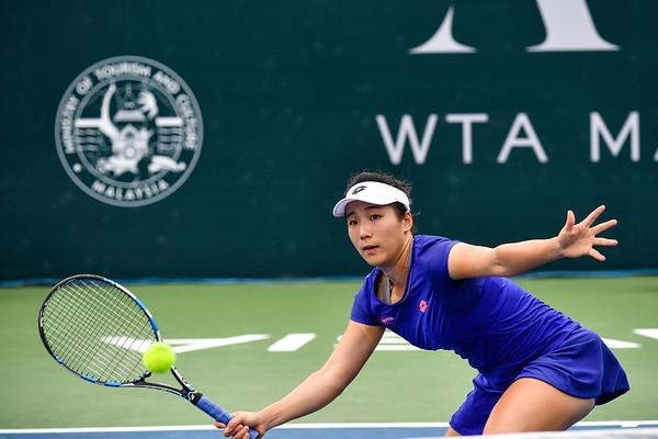 ALYA WTA Malaysian Open 2017   Risa Ozaki vs Kai Lin Zhang