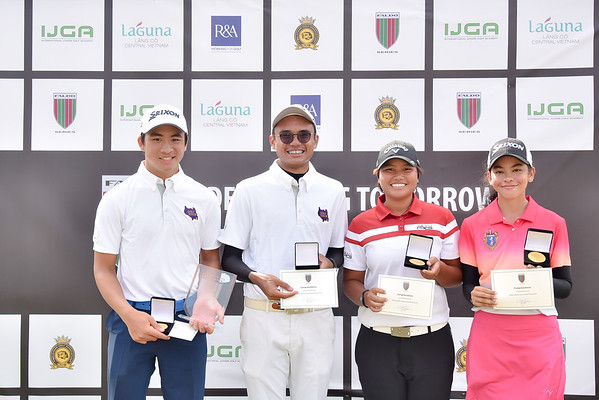 JGA Johor Junior and Faldo Series Malaysia Championships