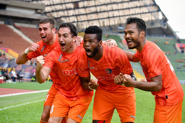 LIGA SUPER MALAYSIA 2017   PKNS FC VS SELANGOR
