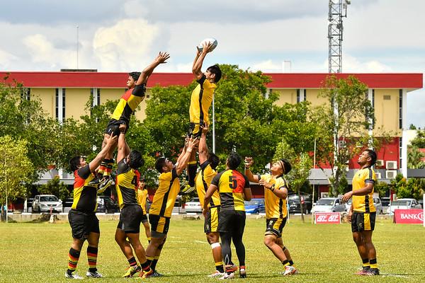 Malaysia Rugby League (Premier) COBRA vs- NS WANDERERS