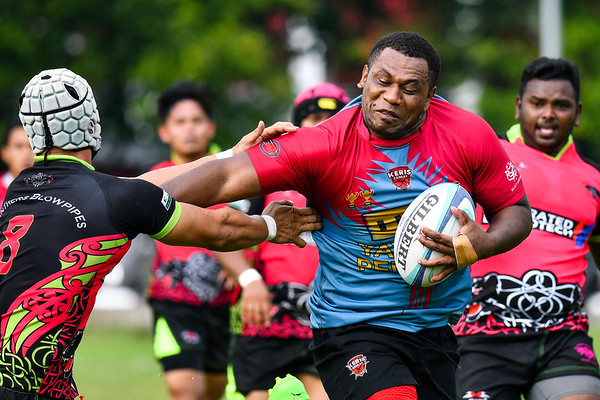 Malaysia Rugby League (Premier)  KERIS CONLAY vs PANTHERS BLOWPIPES