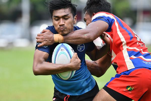 Malaysia Rugby League (Premier)  SSTMI vs  KSDBKL