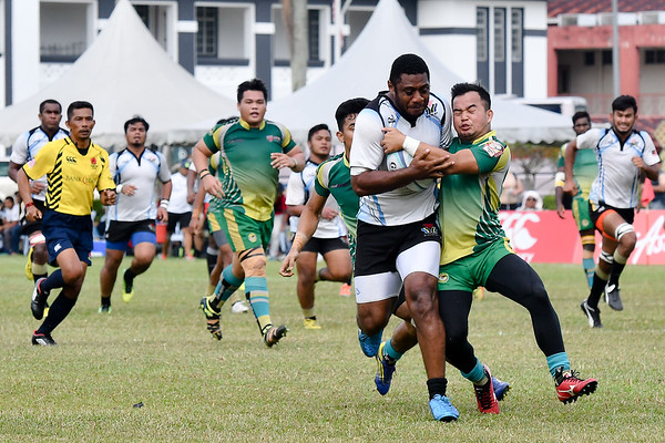 Malaysia Rugby League (Premier) UPM Serdang Angel vs Politeknik Malaysia
