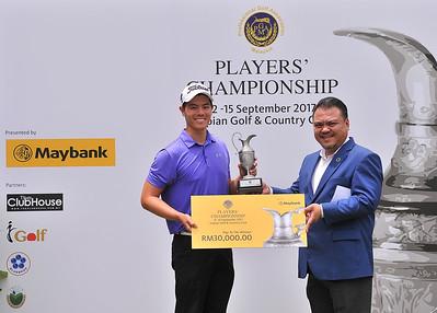 PGAM Players Championship presented by Maybank