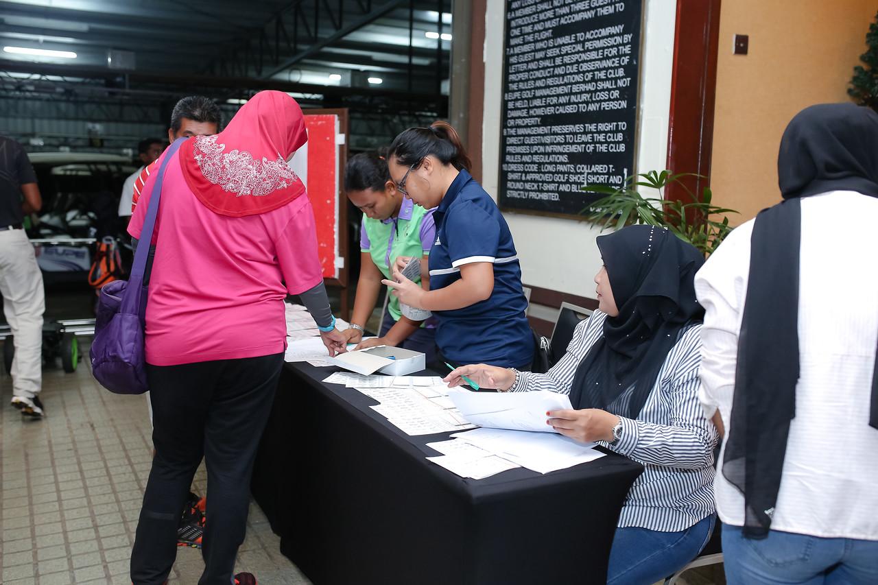 Grand Final of Sirkit Golf Remaja Kedah, Piala Dato Exco Pendidikan