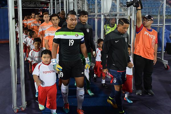 AFC CUP 2015 | JDT VS BALESTIER KHALSA