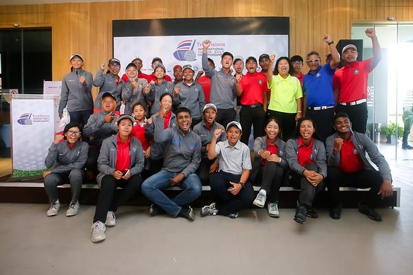 TrueVisions Thailand International Junior Golf Championships