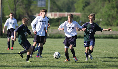 2012 Kickers-Boys U16 vs AMFC